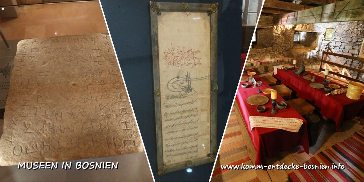 tipps f r einen bosnien besuch die sehenswerten museen. Black Bedroom Furniture Sets. Home Design Ideas